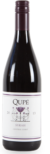 Qupe Syrah Central Coast 2013 750ml
